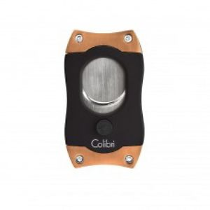 Colibri S Cut Cigar Cutter - Black & Rose Gold - CHRISTMAS GIFT