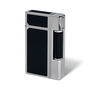 Davidoff Prestige Lighter - Black Lacquered