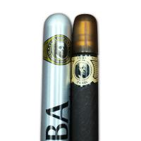 Cuba Original Men's Cigar Style Aftershave - Silver Gift Tube – 35ml