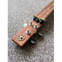 Handcrafted Oliva Cigar Box Guitar