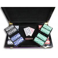 Casino Quality Full Size Poker Set - Brand New in Box - American Eagle
