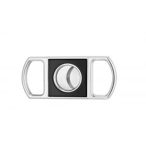 ST Dupont - Traditional Cigar Cutter - Black Lacquer & Chrome