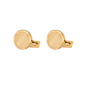 JANUARY SALE - ST Dupont Limited Edition - James Bond 007 - Yellow Gold Cufflinks