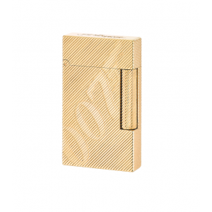 ST Dupont Limited Edition 220/1962 - James Bond 007 - Gold Lighter