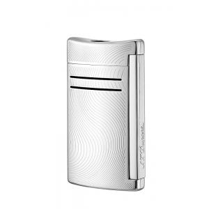 ST Dupont Lighter - Maxijet - Wave Chrome Vibrations