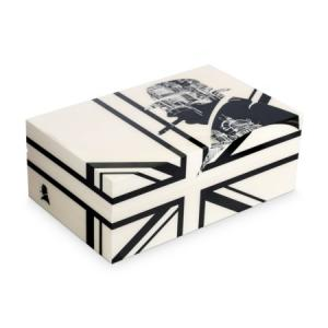 Davidoff Ambassador Humidor - Winston Churchill London Union Jack