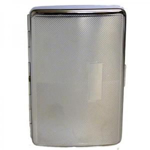 Gatsby Design Chrome Cigarette Case