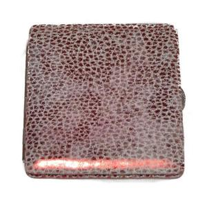 Angelo Ruby Pink Pattern Cigarette Case