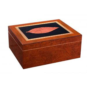 Adorini Venezia Deluxe Cigar Humidor - Medium - 75 Cigar Capacity (Discontinued)