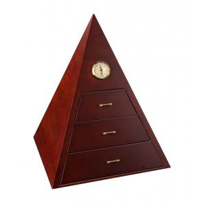 SLIGHT SECONDS - EX DISPLAY - Adorini Pisa Deluxe Cigar Humidor - 75 Cigar Capacity