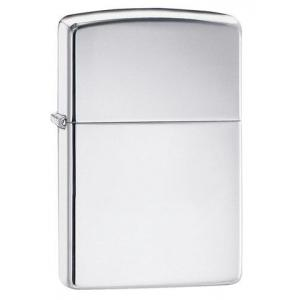 Zippo - High Polished Chrome Regular - Windproof Lighter