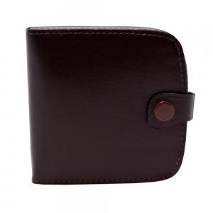 Brown Leather Tray Wallet
