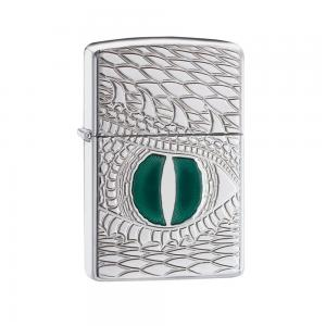 Zippo - Armor Dragon Eye - Windproof Lighter