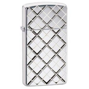Zippo - Argyle Slim Armor  - Windproof Lighter