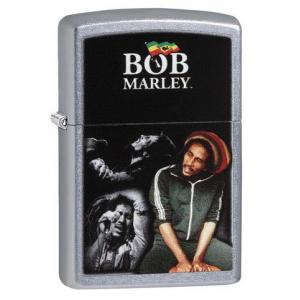 Zippo - Bob Marley Memorable Moments - Windproof Lighter