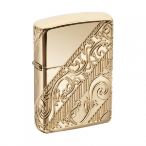 Zippo - Armor Gold Plated 2018 Collectable of the Year - Windproof Lighter