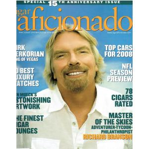 Cigar Aficionado - Sept/Oct 2007