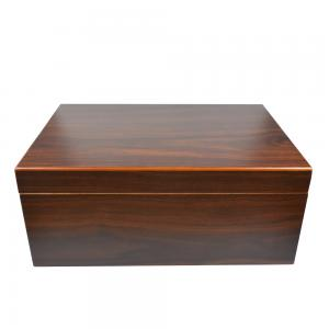 Dublin Walnut Finish Humidor - 50 Capacity