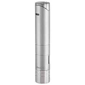 Xikar Turrim Single Jet Lighter - Silver