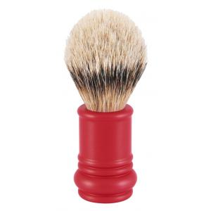 Merkur Red Handle Shaving Brush