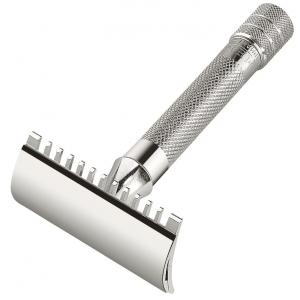 Merkur Chrome-Plated 15C Double Edge Safety Razor