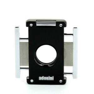 Adorini Cigar Cutter Neptune – Solingen Blades - Black Finish