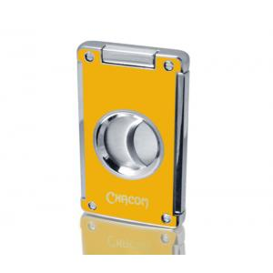 Chacom Twin Blade Cigar Cutter - Yellow
