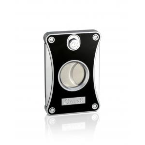 Caseti Cigar Cutter – Black Lacquer