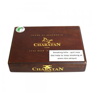 Empty Charatan Colina Cigar Box