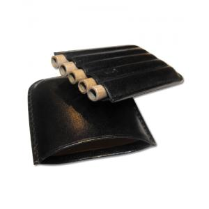 GBD Mini Cigarillo Case - 5 Cigars – Black