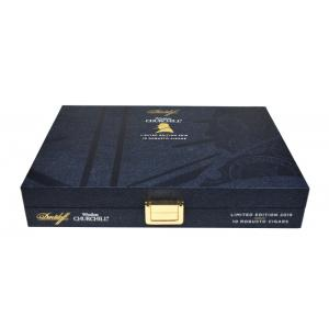 Empty - Davidoff Limited Edition 2019 The Traveller Robusto Cigar Box