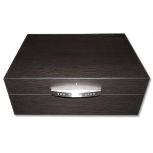 Dunhill White Spot Humidor – Grey Oak – 50 Cigar Capacity