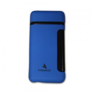 Colibri Firebird Single Flame Jet Lighter - Blue