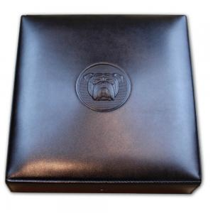 Dunhill Bulldog Travel Humidor - Black - 10 Capacity