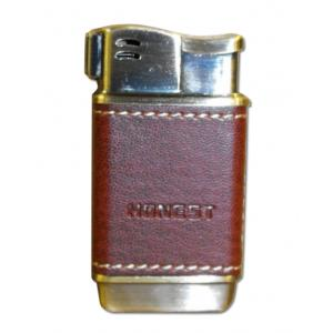 Honest Boyd Pipe Lighter – Brown Leather (HON03)
