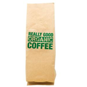 Really Good Organic Peruvian Coffee – Roasted and Ground - 250g