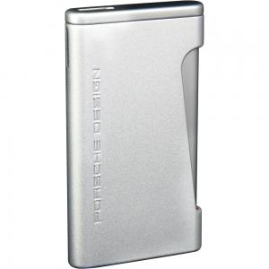 Porsche Design Flat Flame Cigar Lighter - Silver