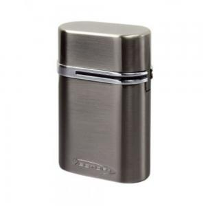Vector Thundra - Triple Torch Table Lighter - Gunmetal