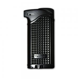 Vector Maximus Soft Flame Pipe Lighter - Matte Black