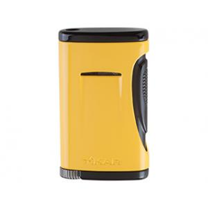 Xikar Xidris Single Jet Flame Lighter – Canary Yellow