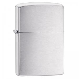 Zippo - Armor Brushed Chrome - Windproof Lighter