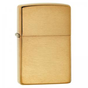 Zippo - Armor Brushed Brass - Windproof Lighter