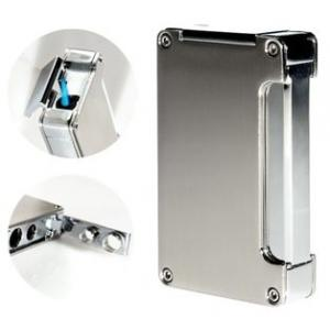 Adorini Jet Lighter - Silver
