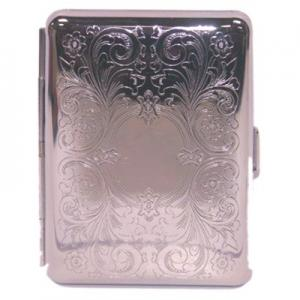 Iron Double Sided Cigarette Case