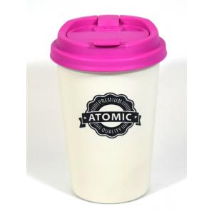 Atomic2Go Car Ashtray Cup - Pink