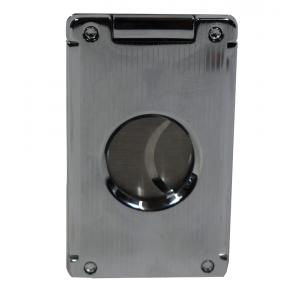 JANUARY SALE - Adorini Cigar Cutter Neptune - Solingen Blades - Chrome Finish