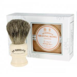 D R Harris & Co Ltd Sandalwood Shaving Gift Set - Beech