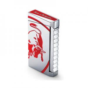 Lamborghini Toro Red Torch Lighter