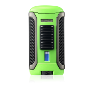 Colibri Apex - Single Jet Flame Lighter - Green