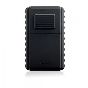 Colibri Quasar Astoria Triple Jet Flame Lighter - Black